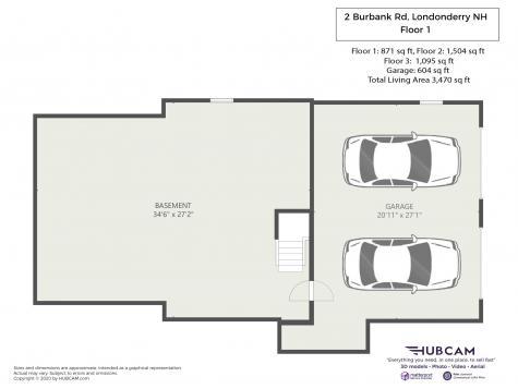 2 Burbank Road Londonderry NH 03053