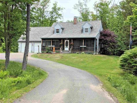 16 Dearborn Road Hill NH 03243