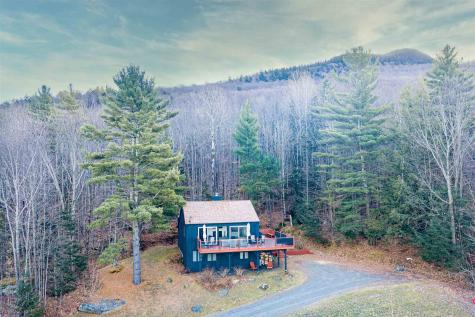 352 Upper Pinnacle Road Stowe VT 05672