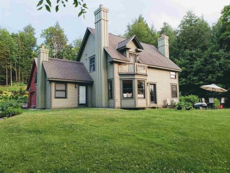 561 Glen Brook Road Stowe VT 05672