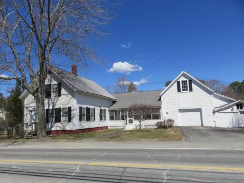 1137 US Route 4 Canaan NH 03741