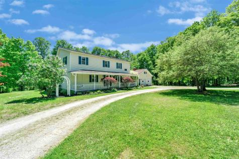 426 Place Road West Hinesburg VT 05461