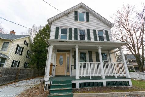102 Forest Street Rutland City VT 05701