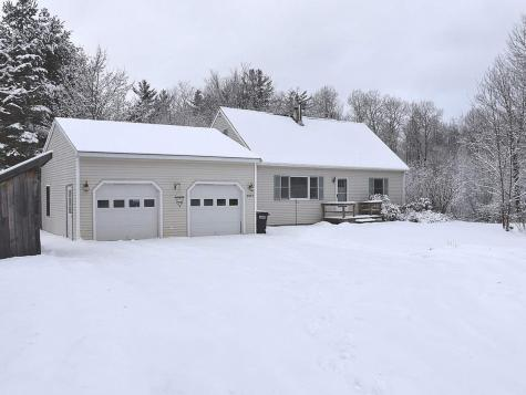 3477 Stage Road Bolton VT 05465