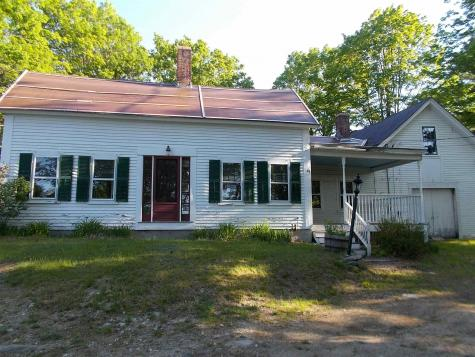 74 Moultonville Road Ossipee NH 03814