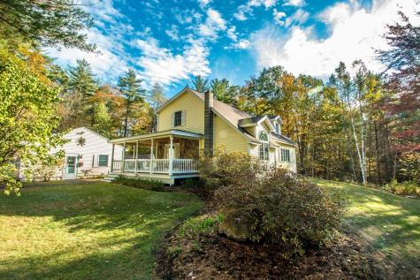 171 Old Bay Road New Durham NH 03855