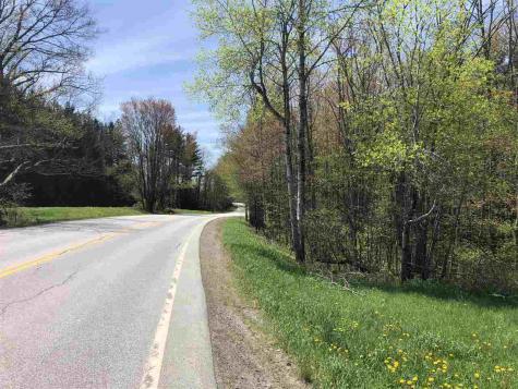 Vermont Route 100 Weston VT 05161