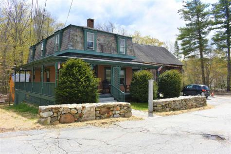 7 Highland Avenue Jaffrey NH 03452