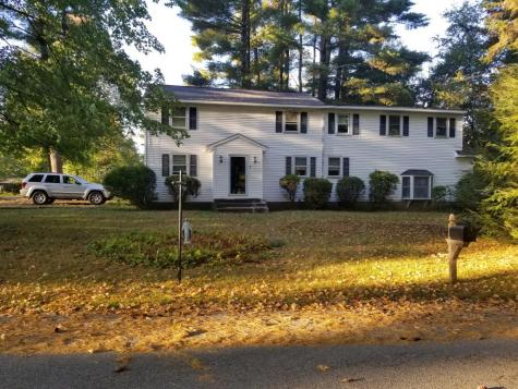 3 Marcoux Road Newton NH 03858-3509