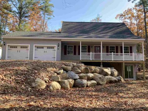 54 Lincoln Drive Moultonborough NH 03254
