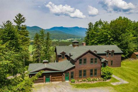 160 East Ridge Road Stowe VT 05672