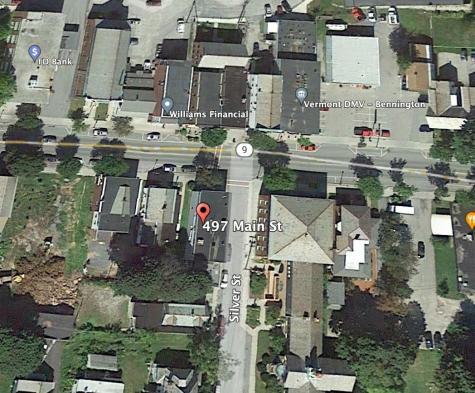 497 main Street Bennington VT 05201