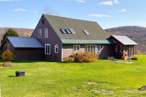 64 Bellemore Road Northfield VT 05663