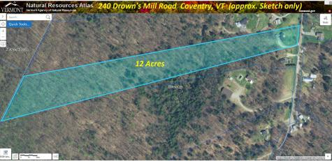 240 Drowns Mill Road Coventry VT 05825