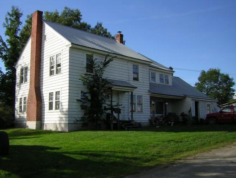 1591 Elmore Road Morristown VT 05661