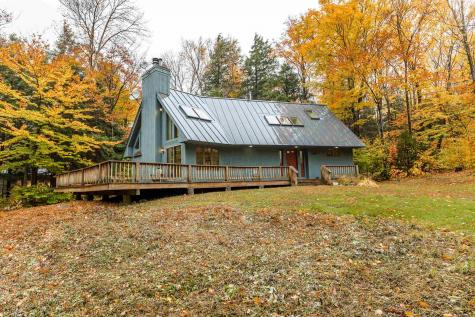 532 Oak Hill Road Wardsboro VT 05355