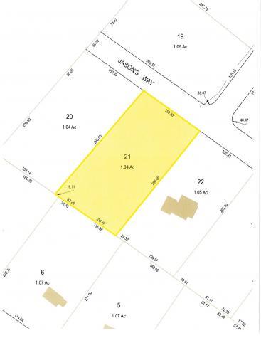 Lot 21 Jasons Way Wolfeboro NH 03894