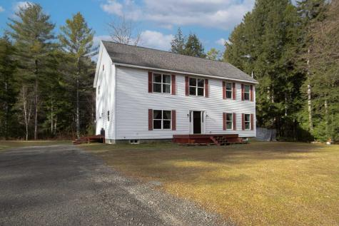 88 Peter's Lane Wardsboro VT 05355