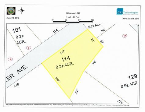Butler Avenue Hillsborough NH 03244-0001