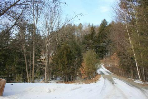 1962 Thrasher Road Weathersfield VT 05089