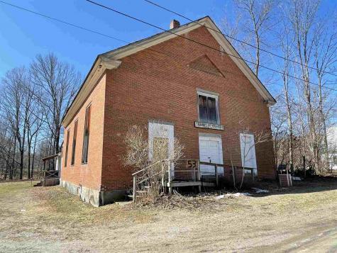 53 Old Center Street Weathersfield VT 05151