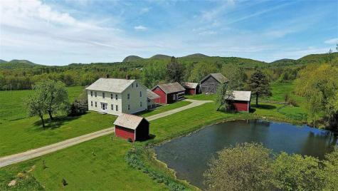 1267 Kelley Hill Road Pawlet VT 05761