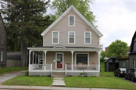 39 Warren Street Barre City VT 05641