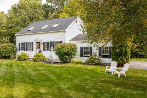 27 Bennett Way Newmarket NH 03857