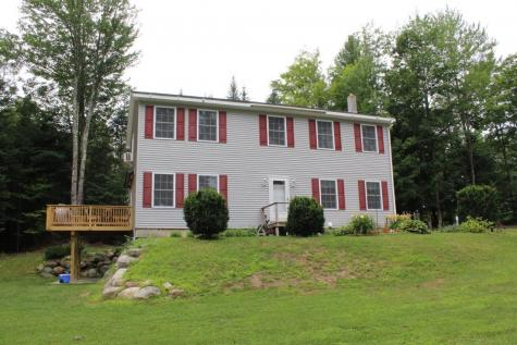 81 Windy Hill Drive Johnson VT 05656