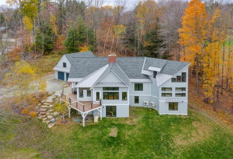 566 Shaw Hill Road Stowe VT 05672