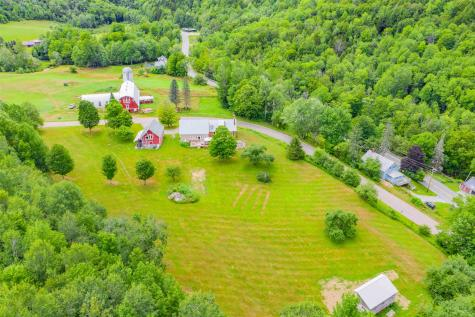 135 Old Mill Hill Road Northfield VT 05663