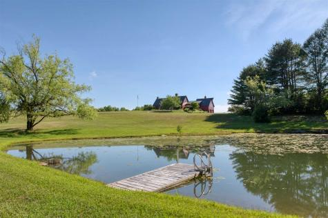 1631 Clifford Farm Road Sharon VT 05065