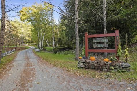 66 Hollow Road Woodstock VT 05091