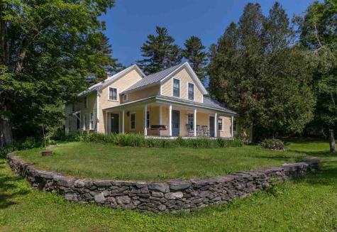 694 Walker Hill Road Barnard VT 05031