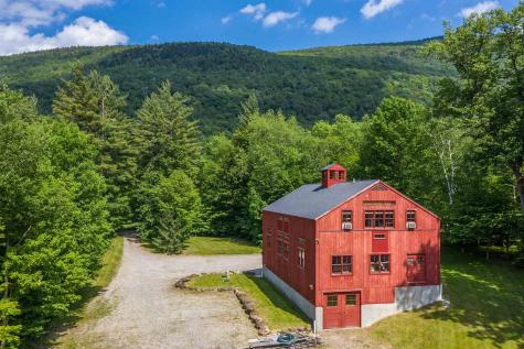 848 South End Road Mount Tabor VT 05739