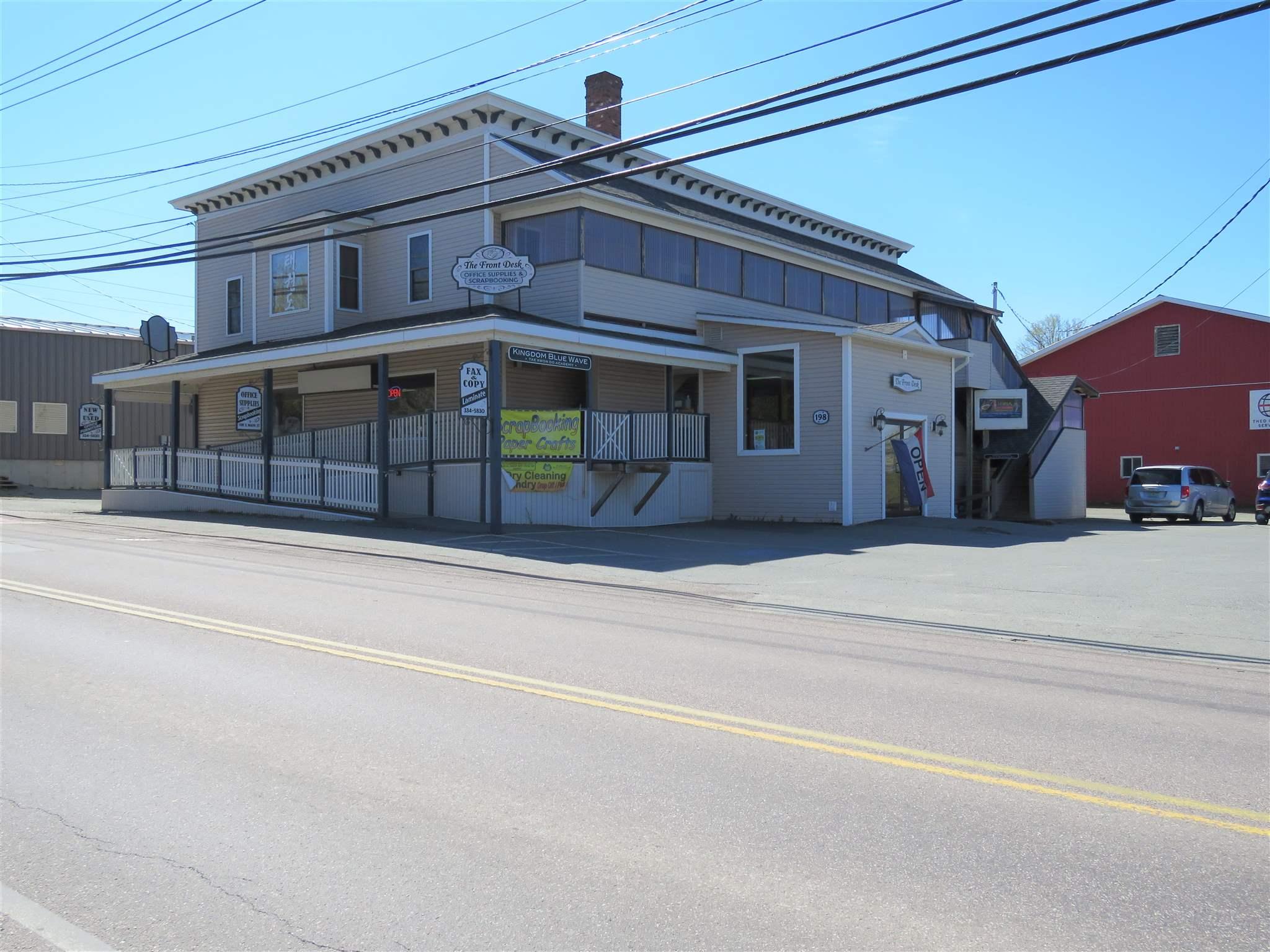 198 East Main Newport City VT 05855