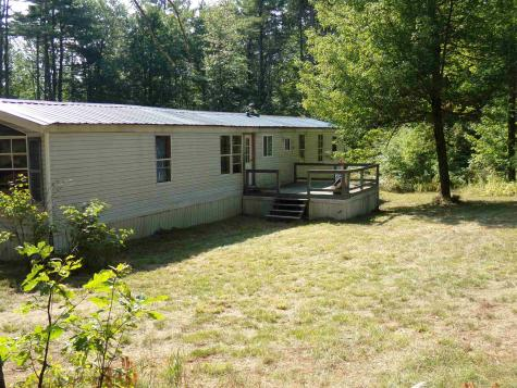90C Foggs Ridge Road Ossipee NH 03864