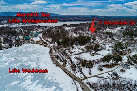 2 Westview Drive Meredith NH 03253