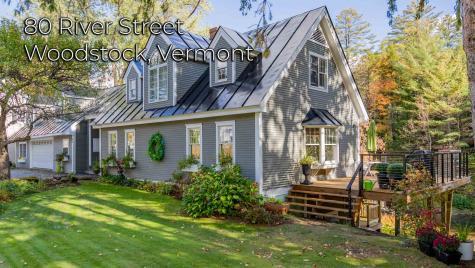 80 River Street Woodstock VT 05091