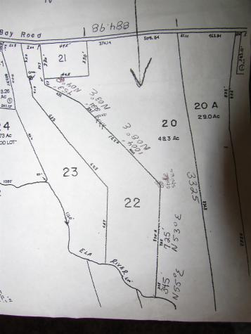 M 256 - L 11 Old Bay Road New Durham NH 03855