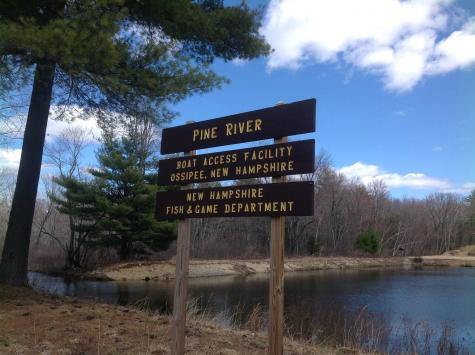 Pine River Road Effingham NH 03882