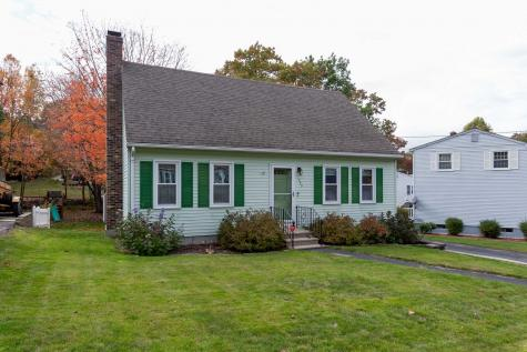 393 Blevens Drive Manchester NH 03104