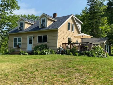 186 Willow Brook Road Plainfield NH 03781