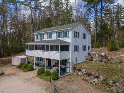 76 Upper Mad River Road Thornton NH 03285