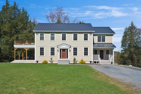 811 Lower Pleasant Valley Road Cambridge VT 05444