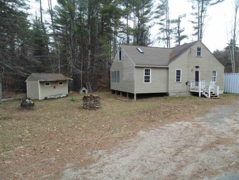 47 Lee Road Moultonborough NH 03254