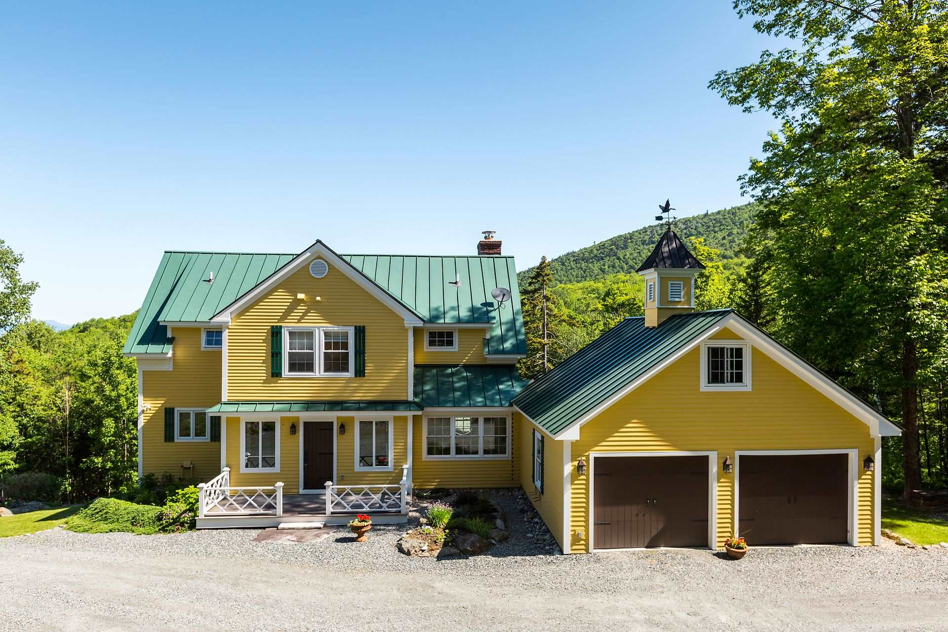 3415 Bethel Mountain Road Rochester VT 05676