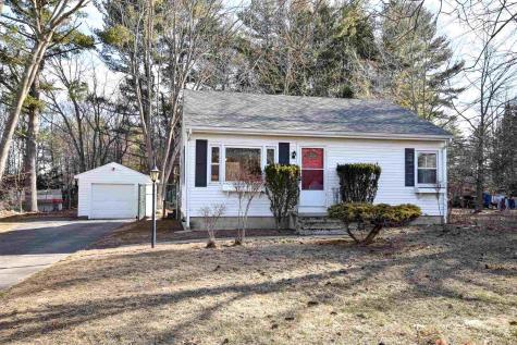 79 Old Rochester Road Dover NH 03820