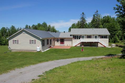 544 Cahoon Farm Road Walden VT 05873