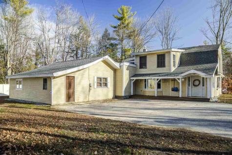 12 Pequawket Drive Conway NH 03818